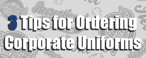 Tips for Ordering Custom Uniforms for Your Employees