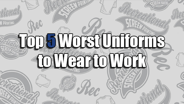 Top 5 Worst Corporate Uniforms